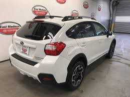 subaru crosstrek rims 2016 used subaru crosstrek 5dr cvt 2 0i premium at east madison