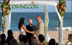 wedding arches rental miami bamboo wedding arch miami rental by arcdivine 954 319 6126