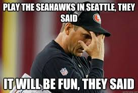 12th Man Meme - 49ers fan to seahawks 12th man pipe down or lose home games