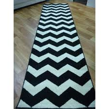 Floor Runner Rugs Black Runner Rug Rugs Decoration
