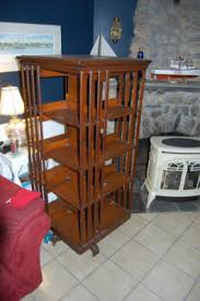 Danner Revolving Bookcase Furniture Antique Price Guide