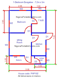 free building plans bungalow floor plans nigeria free bungalow house plans free