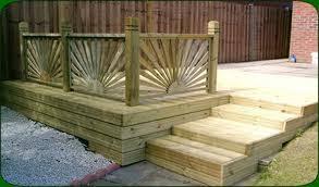 Decking Ideas For Sloping Garden Decking Sloping Garden Designs Pdf