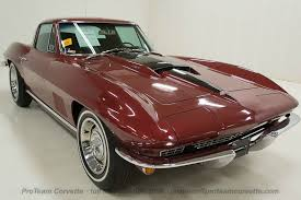 1967 corvettes classic cars from proteam