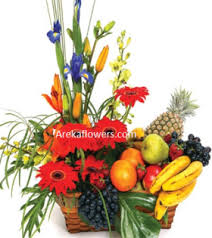 fruit flowers baskets fruit baskets archives areka flowers