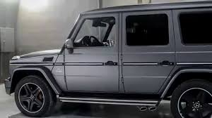 wrapped g wagon mercedes g63 amg in grey matte youtube