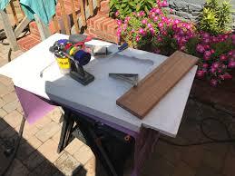 gfrc african mahogany concrete coffee table album on imgur