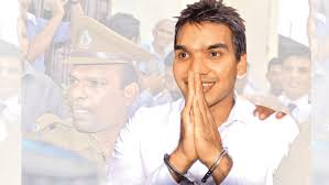 Namal Rajapaksa Namal In A Tight Scrum On Rugby Funds Daily News
