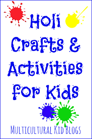 holi crafts and activities for kids u2013 multicultural kid blogs