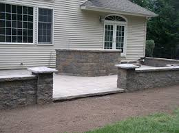 Paver Patio Nj Brick Paver Patio In Caldwell Nj
