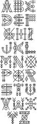 25 best tatoo lettering ideas on pinterest free hand fonts