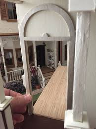 painting doors and trim different colors beacon hill front door jenn s mini worlds a dollhouse