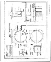 plan for block island southeast lighthouse u0027s 1929 first order