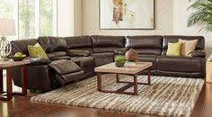 cindy crawford recliner sofa cindy crawford home auburn hills brown leather power recliner