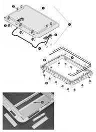 heki 2 luxus with roller blind and lighting 38077 reimo com en