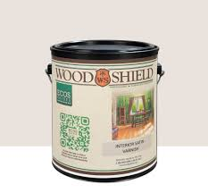 woodshield satin clear varnish ecos paints