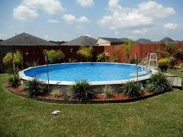 backyard pool landscaping ideas home design ideas