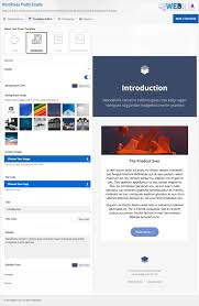 wordpress pretty html emails responsive modern html email
