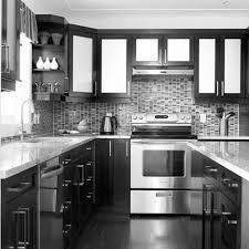 Kitchen Appliance Cabinet Storage Kitchen Wonderful Stainless Steel Kitchen Appliance Package With