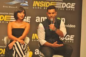 amazon prime bollywood movies angad bedi sayani gupta at trailer launch of indiai u0027s 1st amazon
