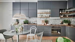 cuisine gris souris 1001 idées déco pour la meilleure association de couleur avec