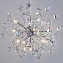 Lighting For Dining Room Moderna Lámpara De Araña Cristal Luz Lustres Para Lámpara De Techo