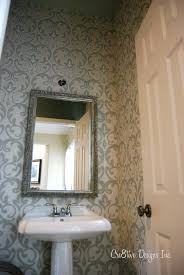What Is A Powder Bathroom A Powder Room Updated Cre8tive Designs Inc