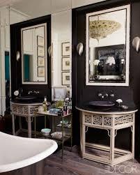black bathroom decorating ideas black bathrooms