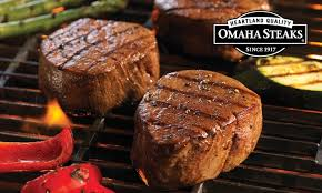 omaha steaks gift card up to 61 an omaha steaks variety pack groupon