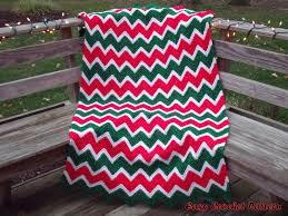 crocheted christmas easy crochet pattern crocheted christmas afghans and tree skirt