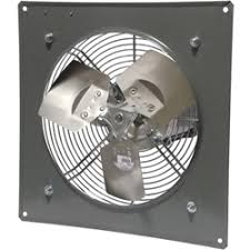 5000 cfm radiator fan leaderfan brand panel mounted direct drive exhaust fans