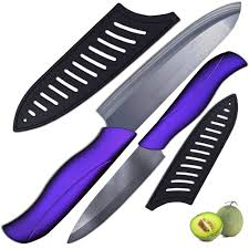 handmade kitchen knives for sale online get cheap purple knives set aliexpress com alibaba group