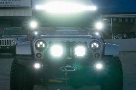 Led Lights For Jeeps Jeep Wrangler Led Light Ideas Jeep Pinterest Jeeps And Jeep