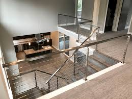 Stainless Steel Banister Rail Why You Should Use Stainless Steel Railing Systems Inline Design