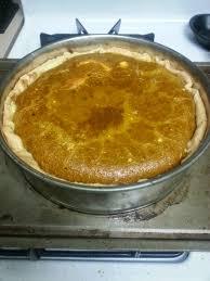 Skinnytaste Pumpkin Pie by So There October 2013