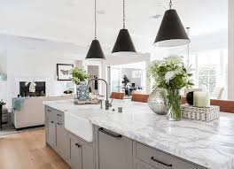 how to maintain kitchen island marble top