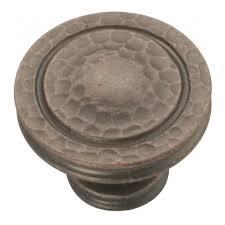 shop hickory hardware mountain lodge dark antique copper round