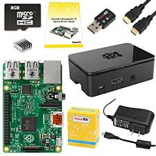 amazon black friday computer components amazon com canakit raspberry pi 2 complete starter kit 9 items
