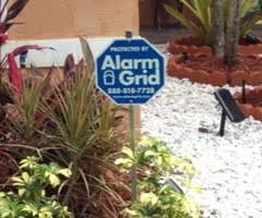 alarm grid security yard signs alarm grid