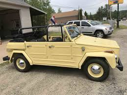 volkswagen thing 1974 volkswagen thing for sale classiccars com cc 1000375