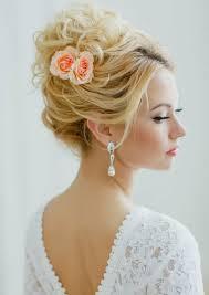 coiffure femme pour mariage coiffure mariage femme idées en photos pour vous inspirer