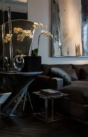Living Room Furniture Ideas For Apartments Best 25 Black Sofa Decor Ideas On Pinterest Black Sofa Black