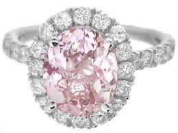 pink wedding rings light pink sapphire wedding rings the wedding specialiststhe