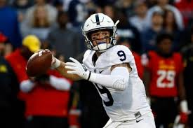 Penn State Its Help Desk Mcsorley Leads No 12 Penn State To 66 3 Rout Of Maryland The