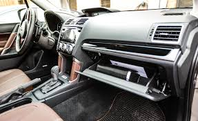 subaru forester interior 2017 2017 subaru forester cars exclusive videos and photos updates