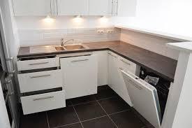 amenagement cuisine petit espace 6 belles asuces pour agrandir l espace de sa cuisine sans