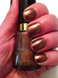 nail art magnetic copper workaday beauty