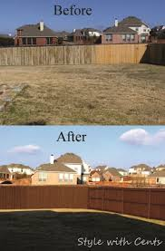 Cheap Fences For Backyard 77 Best How To Build A Fence Images On Pinterest Fence Backyard