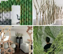 Cardboard Room Dividers by Room Dividers 15 Free Standing Walls U0026 Folding Screens Urbanist