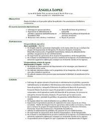 the 25 best modelo cv ideas on pinterest modelo de un